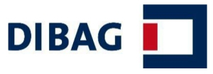Logo DIBAG Industriebau AG
